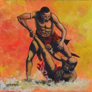 Nuba Wrestling 2
