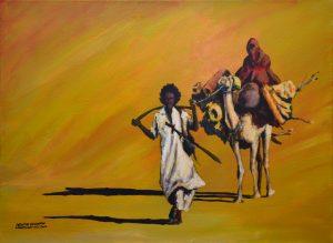 Sahara Nomads - Eastern Sudan
