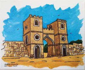 Sawakin Gate - Eastern Sudan